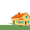 House Clipart PPT Backgrounds