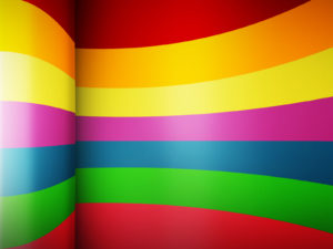 Colored Stripe Style Backgrounds