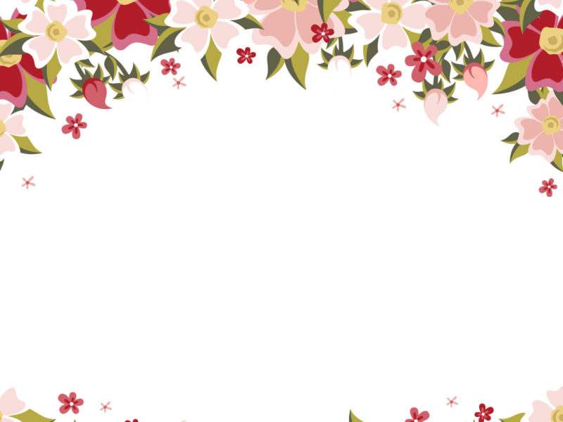 Floral Design PPT Template