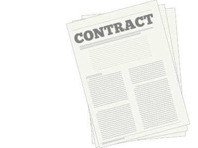 Contract PPT Backgrounds