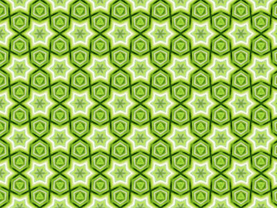 Green Pattern Background