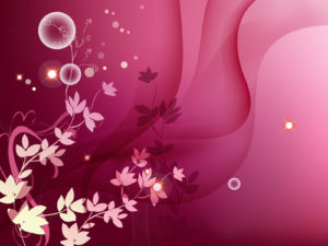 Pink Floral Wallpaper Backgrounds