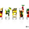 Bacardi Cocktails PPT Backgrounds