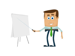 Cartoon Presentation Template