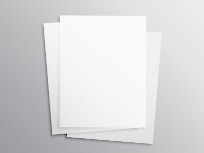 A4 Paper PPT Backgrounds