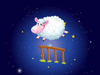 Lamb Sheep PPT Backgrounds