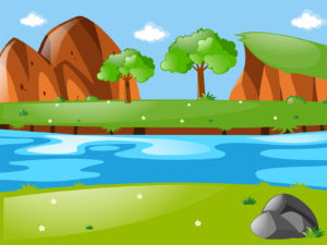 Nature River Backgrounds