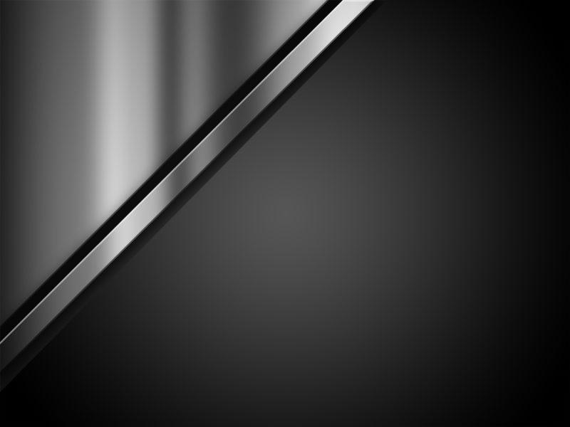 Steel metallic ppt backgrounds