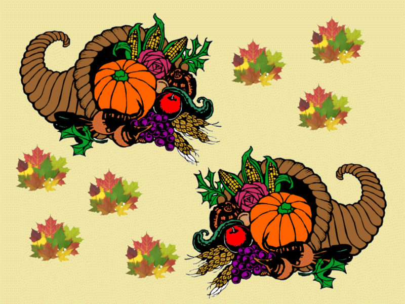 Free Thanksgiving backgrounds