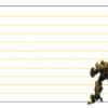 Robot War Powerpoint Backgrounds