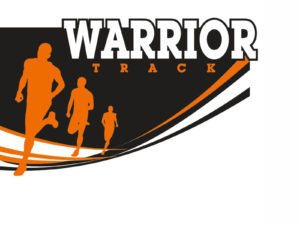 Warrior Track PPT Backgrounds
