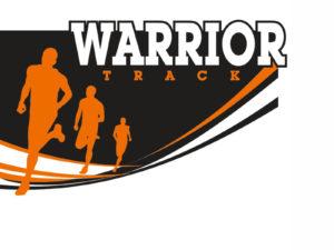 Warrior Track PPT Backgrounds
