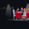 Spiritualistic Seance PPT Backgrounds