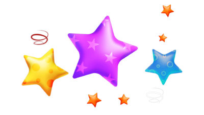Magician Star ppt backgrounds