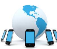 World Communication PPT Backgrounds